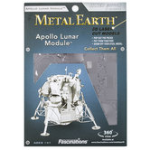 Apollo Lunar Module Metal Earth 3D Model Kit